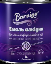 Эмаль ПФ-115 «Барвия»