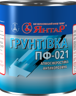 "ГРУНТОВКА ПФ-021 ""Янтарь"""