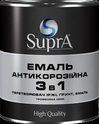 Грунт-эмаль «3 в 1» Супра